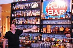 Rum Bar and Fish and Chip Shop Fusion Video! | The Travel Tart Blog