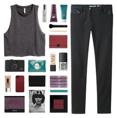 """""""I'm no good without you"""" by mihsty ❤ liked on Polyvore featuring Bobbi Brown Cosmetics, Undercover, Case-Mate, H&M, T By Alexander Wang, Clinique, Christy, Alexander Wang, NARS Cosmetics and Mimco"""