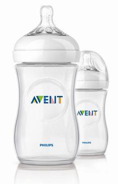 Best Baby Bottles For 2013: Philips AVENT Natural Bottle