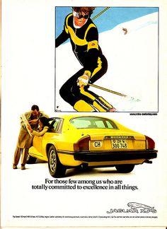 cool vintage auto advertisement