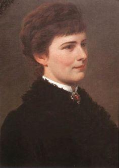 Elisabeth op oudere leeftijd