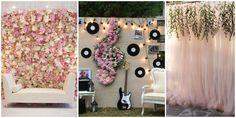 Ideas para un divertido photocall para tu boda