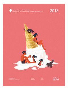 Ice Cream Illustration, People Illustration, Flat Illustration, Digital Illustration, Ice Cream Poster, Ice Cream Art, Ice Cream Logo, Ice Cream Design, Cream Cream