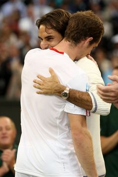 Heart breaking if you are a fan of both Roger and Andy (like I am)! I cried during Murray's speech after the match...