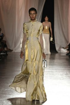 Aigner Prêt-À-Porter Printemps-Été 2020 – Défilés Fashion Week, Fashion 2020, Runway Fashion, Spring Fashion, High Fashion, Fashion Trends, 90s Fashion, Indie Fashion, Classy Fashion