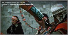 #8M DIA INTERNACIONAL DE LA MUJER. -  Comité pour la Libération de Milagro Sala -Montréal -  La Historia de Una de las 5 Presas Polititcas de la Tupac Amaru de Jujuy!!