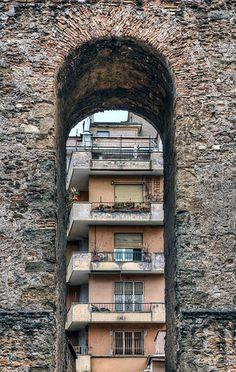 Via Casilina - Piazza Lugo  - Roma, Italia | Flickr – Condivisione di foto! //p