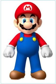 Level Up: Pairing Video Games with Books (Mario Bros.) is full of great titles that are high fantasy and full of adventure for Mario Brothers game fans! Super Mario Party, Bolo Super Mario, Super Mario Birthday, Mario Birthday Party, Balloon Birthday, 5th Birthday, Super Mario Brothers, New Super Mario Bros, Super Mario World