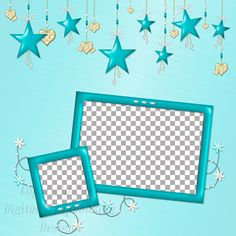 "Layout QP 9D-5 CAFS…..Quick Page, Digital Scrapbooking, Catch A Falling Star Collection, 12"" x 12"", 300 dpi, PNG File Format"