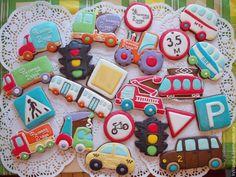 Купить Набор машинок - набор машинок, пряничные машинки, подарок ребенку, съедобный подарок