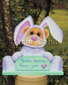 Bunny Bear #AC024