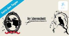 Der Scherenschnitt – Zauberhafte Märchen – Serie des Tages bei Kixi Kinderkino.de – Kinderkino