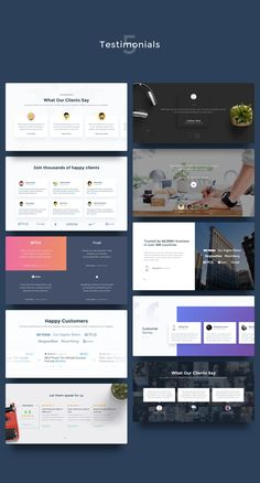 UI Kits for Landing Pages by Gris Fox on Creative Market - UI Kits - Ideas of UI Kits - UI Kits for Landing Pages by Gris Fox on Creative Market Wireframe Design, Web Ui Design, Responsive Web Design, Ui Web, Web Design Trends, Page Design, Graphic Design, Website Layout, Web Layout