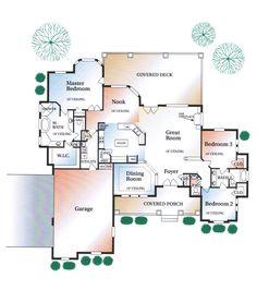 The Peaks Floor Plan