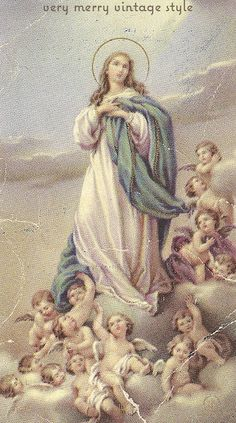 . Religious Pictures, Immaculate Conception, Prayer Cards, Mother Mary, Catholic, Prayers, Alice, Bible, Faith