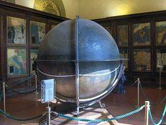 Medici Hall of Maps - Sala delle Carte Geografiche | Atlas Obscura