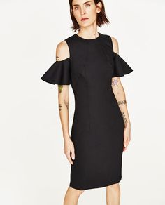 Image 2 of TUBE DRESS from Zara
