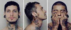 Carlos Alvarez Montero, Mexico, is a photographer that focuses on identity, indiviuality and appearances. Art Photography, Photographers, Tattoos, Tattoo Art, Identity, Blog, Tatuajes, Fine Art Photography