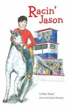 Novel: An orphaned boy, Jason, saves and adopts an orphaned colt. Bullied at school because he loves the colt, Jason finds comfort in his grandparents' teachings. He learns about his colt's heritage and decides to raise the colt to race. Gr.4-6.