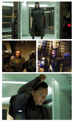 Marvel's The Avengers, Loki