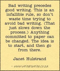 "Bad writing leads to good writing ......Follow for FREE ""too-neat-not-to-keep"" teaching tools & other fun stuff :)"