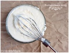 best buttercream icing ever 1