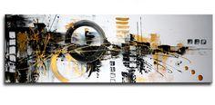 Abstracte schilderijen � Schilderij Slow Motion