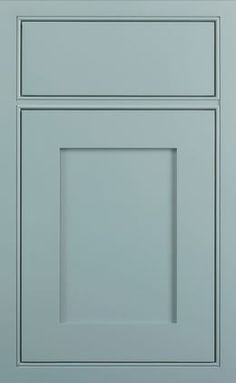New Recessed Panel Cabinet Doors
