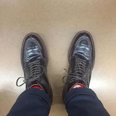 2017/02/13 21:31:24 masayaszk 月曜日は週末磨いたタンカーブーツでスタート✨ I wear Alden tanker boots I polished last weekend. #alden #オールデン #足もと倶楽部 #leathershoes #horween #shellcordovan #fashion #kicks #todayskicks #Tokyo #KOTD #aldenarmy #YOLO #follow #like4like #l4l #tagsforlike #tflers #instagood #instadiary #instalike #instapic #instaphoto #madeinusa #leathergoods #shoestagram #instashoes #shoeporn
