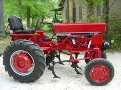 """My 1983 International Harvester 274 diesel """"Red"""""""