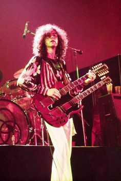 """soundsof71: """" Jimmy Page, Red Zeppelin """""""