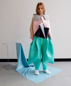 Valeska Valentina Jasso Collado Westminster graduate collection