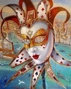 Венецианский карнавал, Круженье масок, лицедейство...   Alex Levin. Обсуждение на LiveInternet - Российский Сервис Онлайн-Дневников