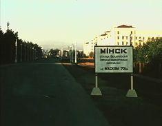 Минск 1953 года в цвете / Назад в СССР / Back in USSR