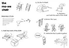 MC | Raumlabor [Andrea Hofmann] | MO-WE-MO-BIL | 2014 | Helsinki, Finnland | Cadeira retrátil para cinema móvel