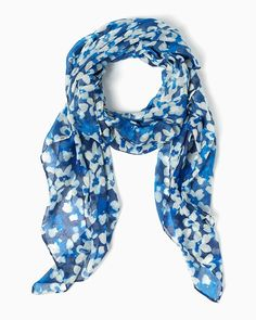 charming charlie | Orchid Oblong Scarf | UPC: 450900505752 #charmingcharlie