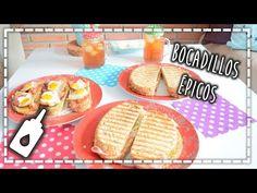 Bocadillos épicos - Mis recetas secretas - YouTube
