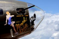 Memphis Belle Vintage Fighter Plane Met Capt Robert Morgan some years ago....RIP Capt Morgan