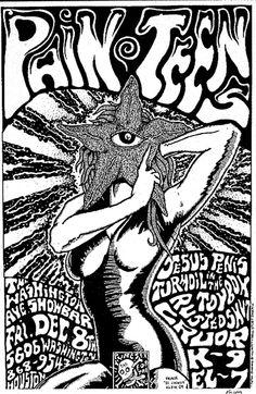 Frank Kozik poster
