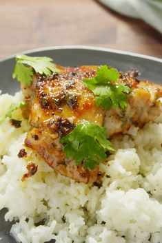 Cilantro-Lime ChickenDelish