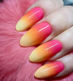 40+Best Ombre Nail Art Ideas For 2018