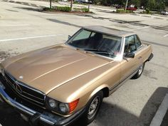 Make:  Mercedes-Benz Model:  380SEL Year:  1984 Body Style:  Car Exterior Color: Brown Interior Color: Brown Vehicle Condition: Good  Price: $14,500 Mileage:76,800 mi  For More Info Visit: http://UnitedCarExchange.com/a1/1984-Mercedes-Benz-380SEL-830374459643