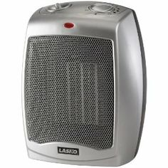 Ceramic Heater with Adjustable Thermostat | battery operated heaters