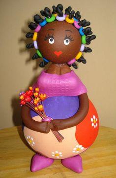 bonecas africanas - Buscar con Google