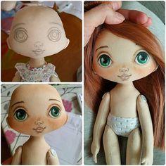 Так рождаются малышки... работаю сразу над тремя)) #torrytoys #созданиекуклы…