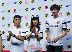 Asian Dream Cup 2014 in Indonesia cr as tag Couple Running, Running Man, Monday Couple, K Board, Kwang Soo, Korean People, Super Junior, Bigbang, Kdrama