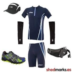 Asics - Gel Fuji Trabuco - The North Face - Trekking - Trail - Trail Running - Shed Marks