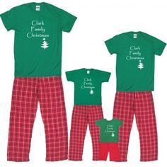 ba7d9c8d2 105 Best Matching Family Christmas Pjs!! images