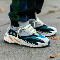 ac8ae3e66f3 Adidas Yeezy 700 Wave Runner (US Size Condition is Pre-owned.