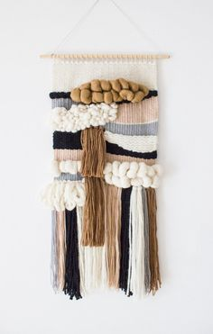Weaving, Woven wall hanging, Tapestry Weaving, Tapestry wall hanging, Woven wall art, Fiber art, Weaving by Weavingmystory